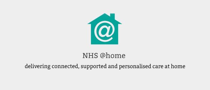 NHS at home e-learning