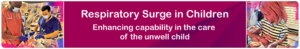 Respiratory Surge in Children Programme large banner image
