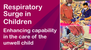 Respiratory Surge in Children Programme mobile banner image