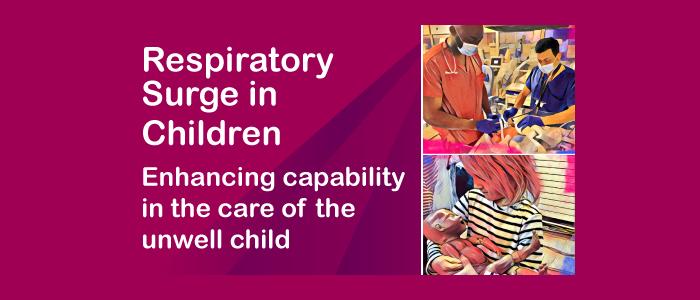 Respiratory Surge in Children