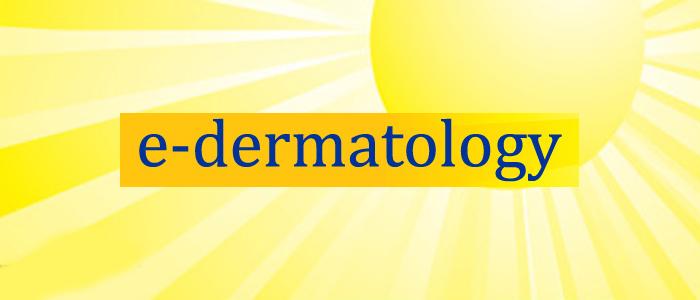 e-dermatology